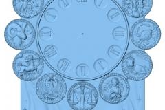 Clock-012