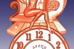 Clock-042