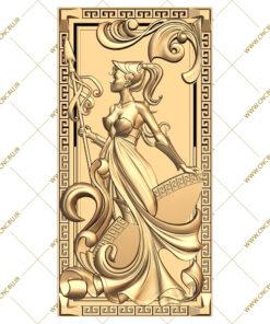 فایل طرح سه بعدی تخته نرد ملکه
